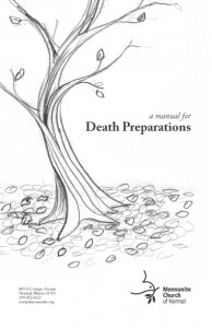 Manual for Death Preparation Cover